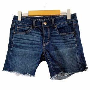 American Eagle Denim Shorts Super Stretch